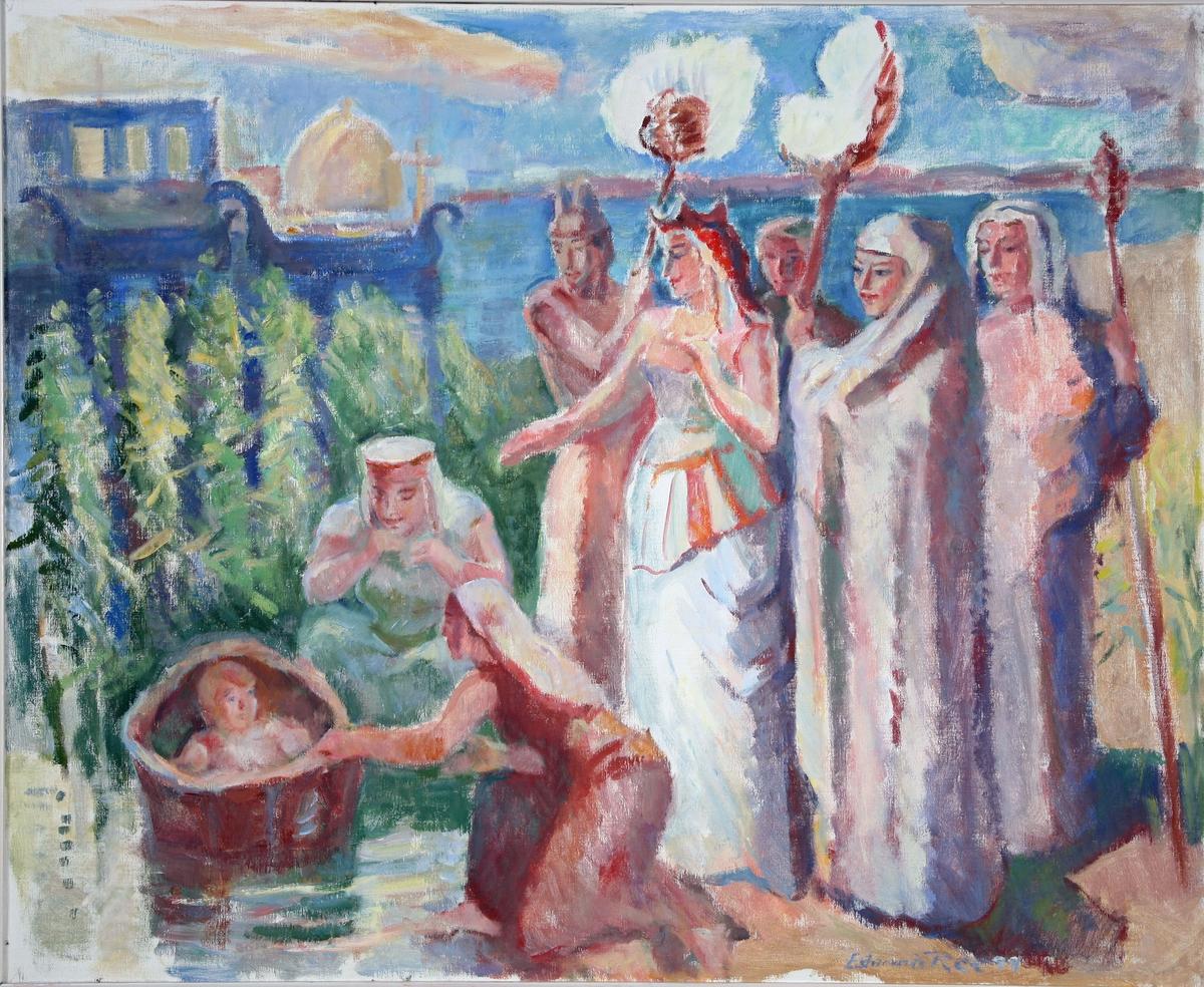Lille Moses på Nilen