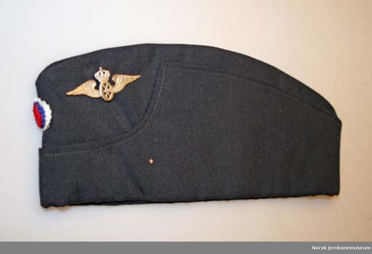 Uniformslue : båtlue : fra NSB Bilruter