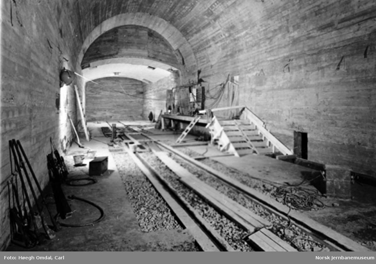 Kongsvinger omformerstasjon, tunnel I