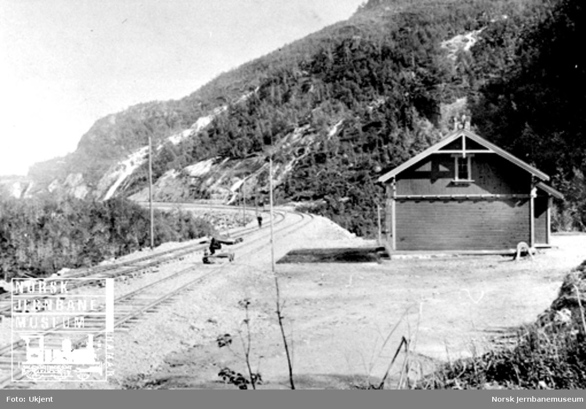 Djupvik stasjon