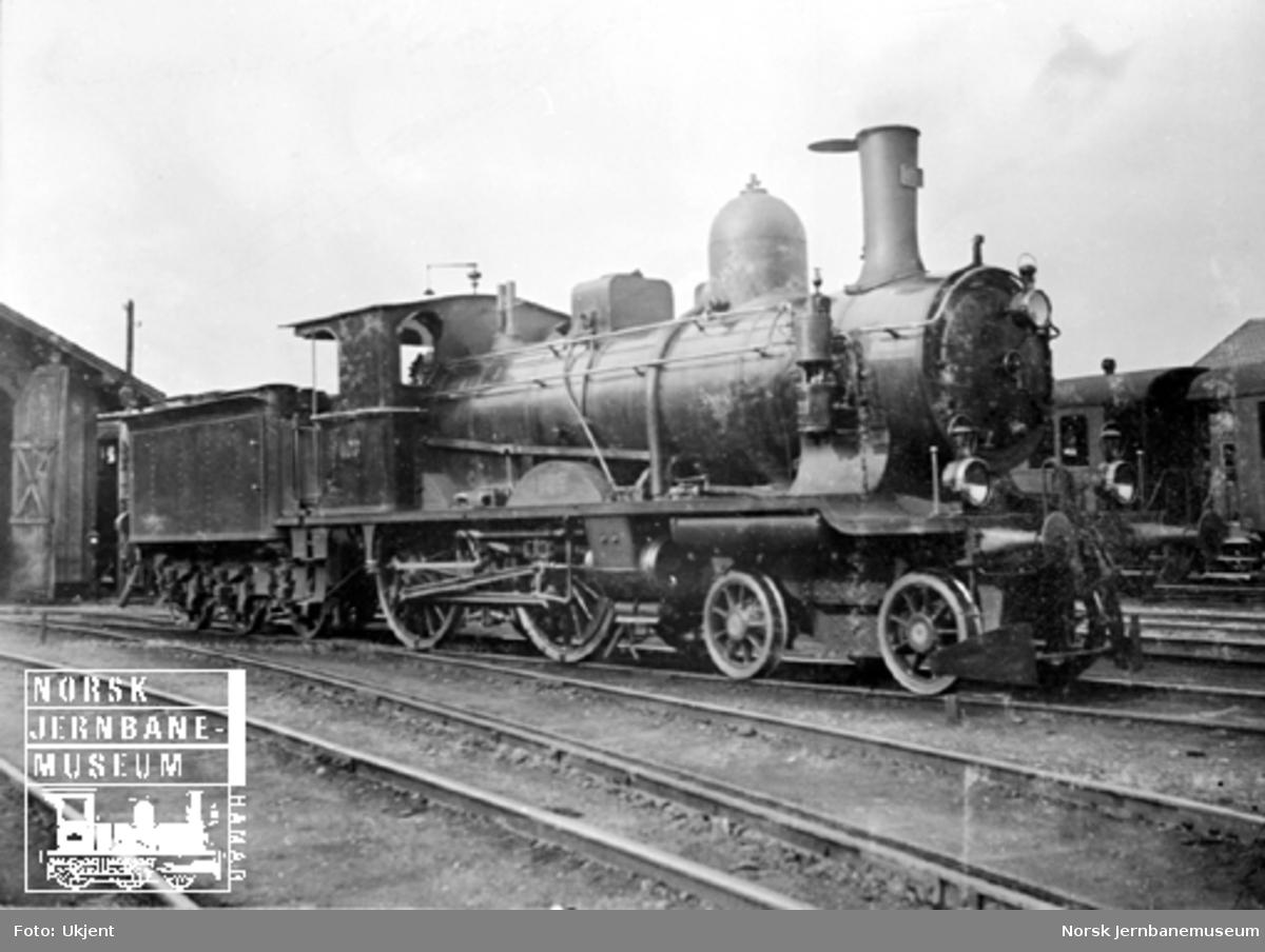 Sveitsisk damplokomotiv type A2/4 nr. 403