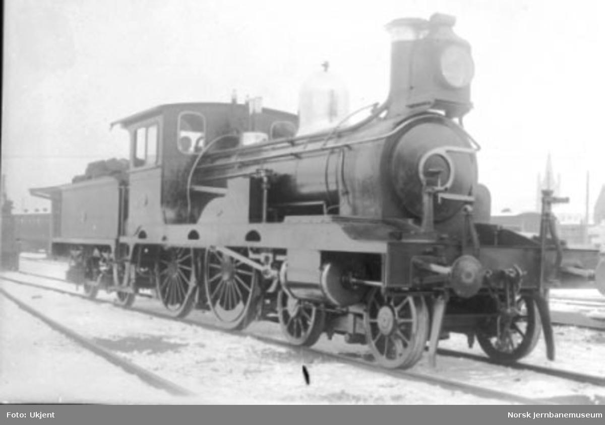 Damplokomotiv type 13a nr. 68 eller 69