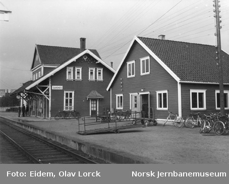 Sandnes stasjon
