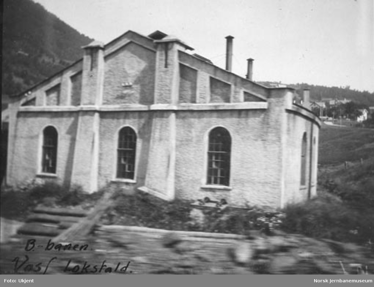 Voss lokomotivstall