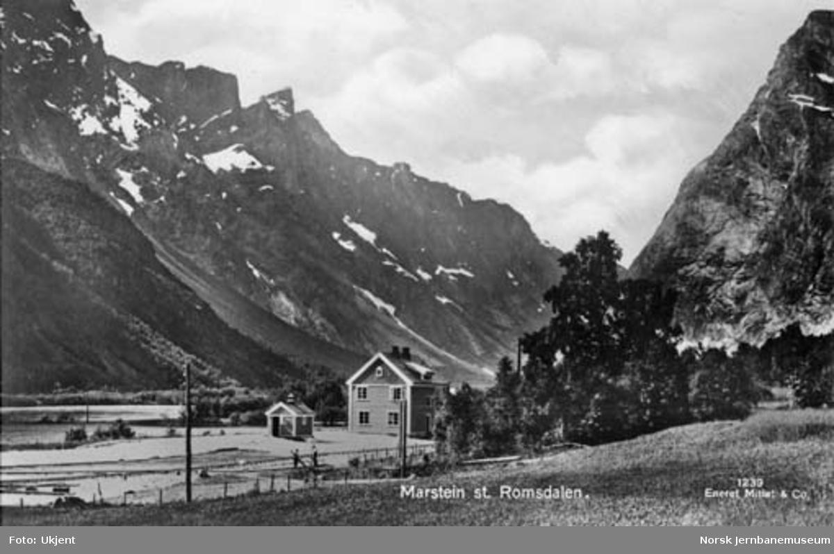 Marstein stasjon
