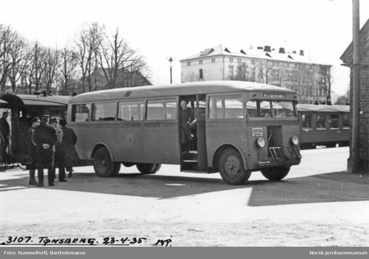 Tjømø-rutens buss Z-11556