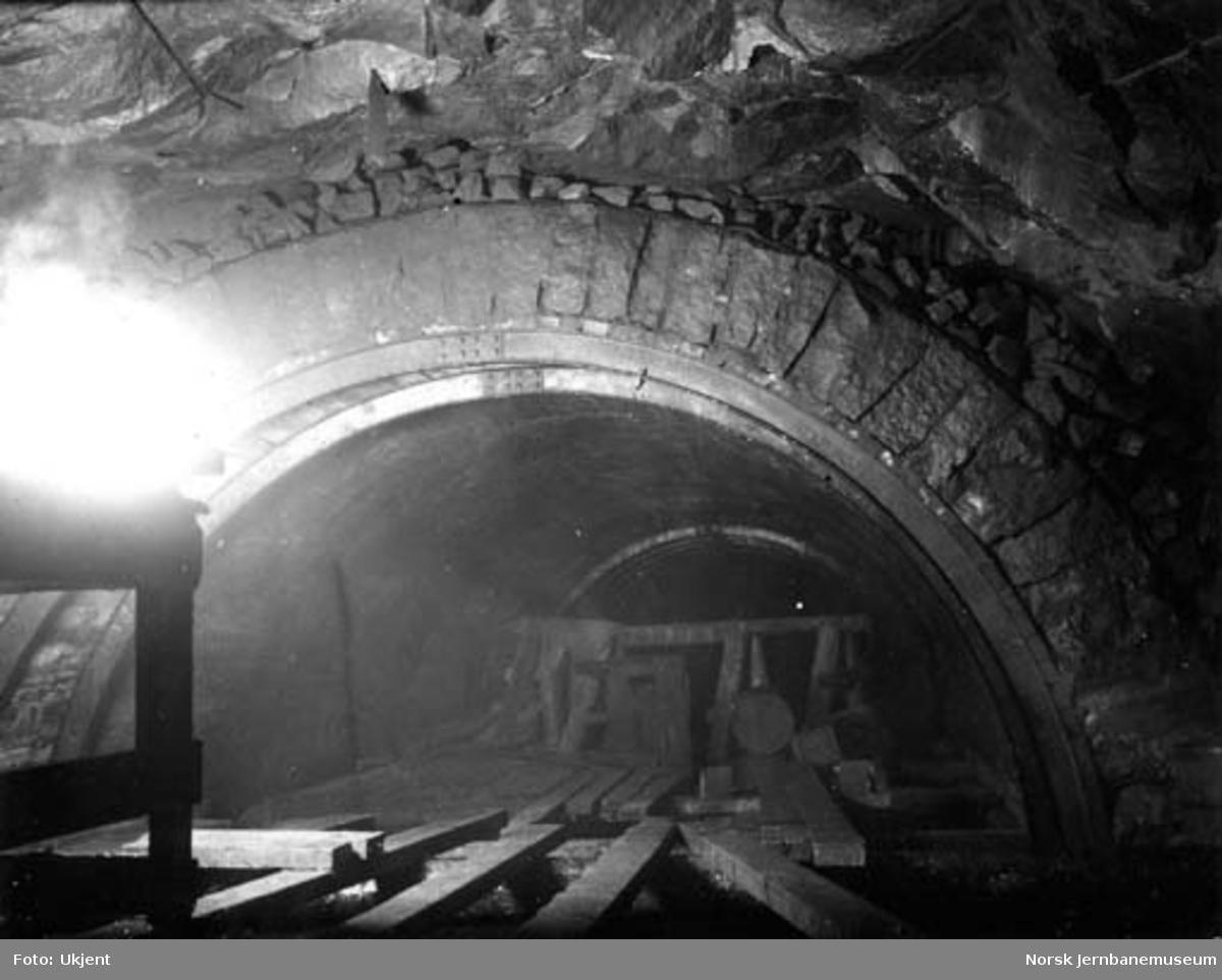 Utmuring av Orkla tunnel