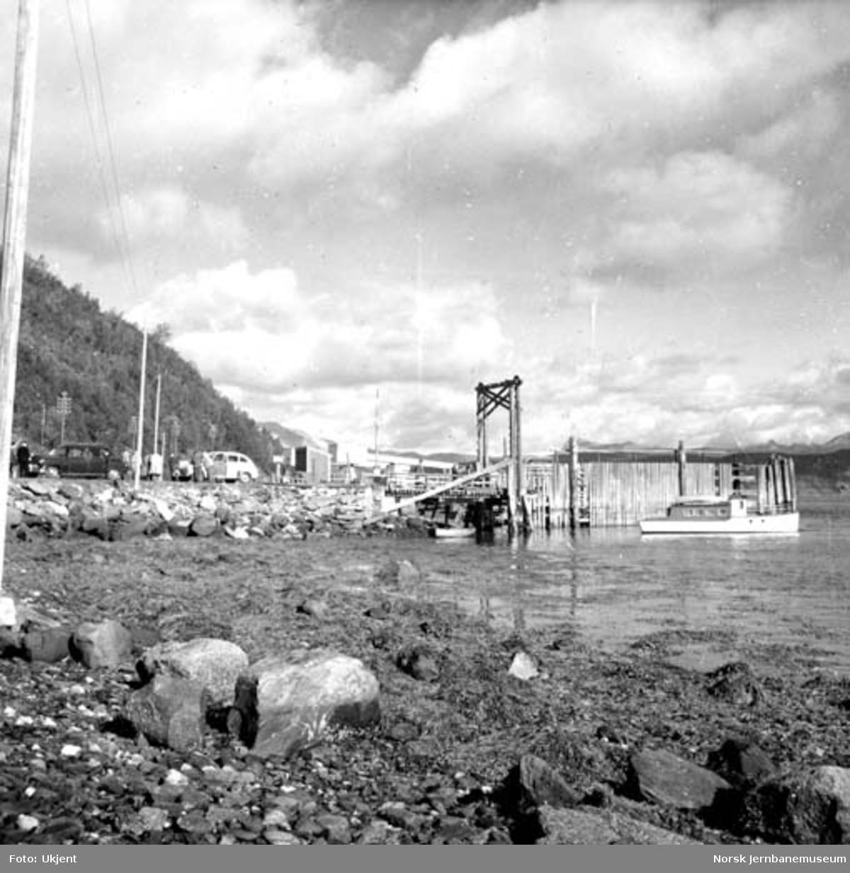 Nordover mot Sørfold