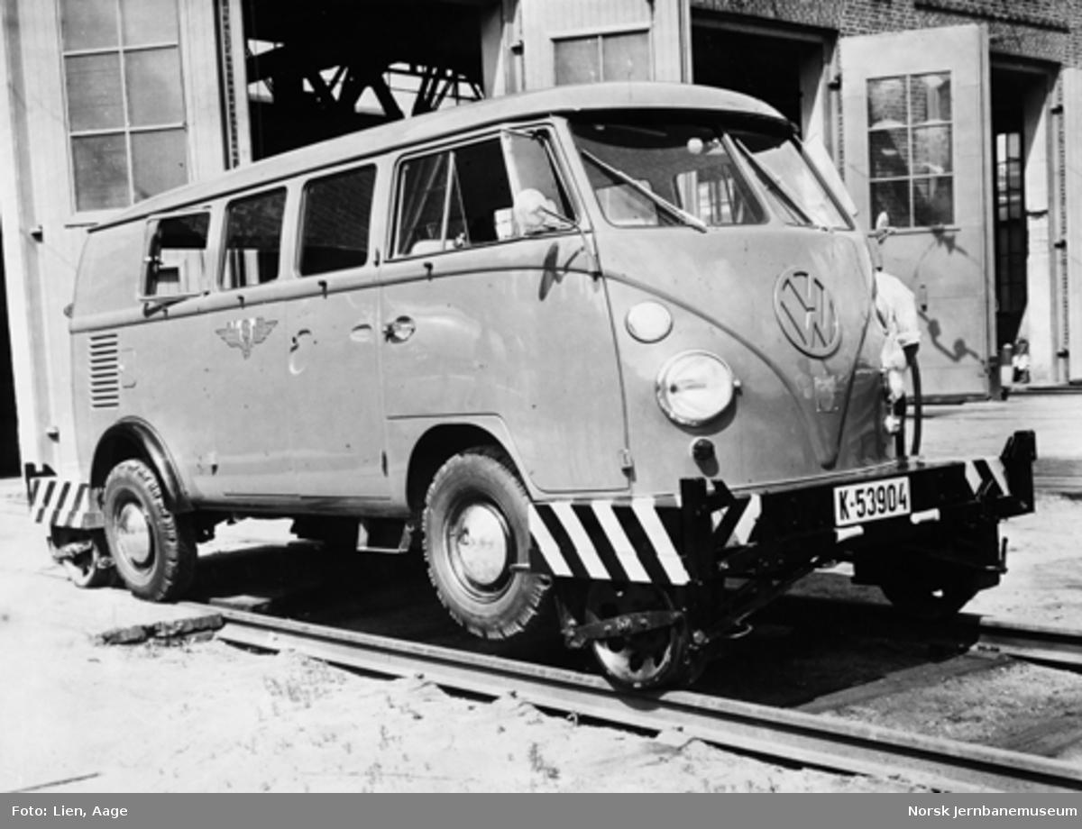 Skinnebil K-53904 (VW)