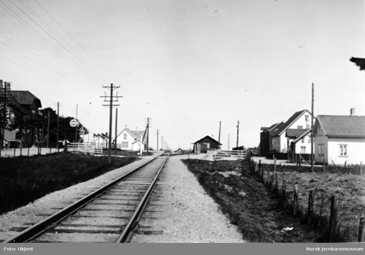 Varhaug stasjon