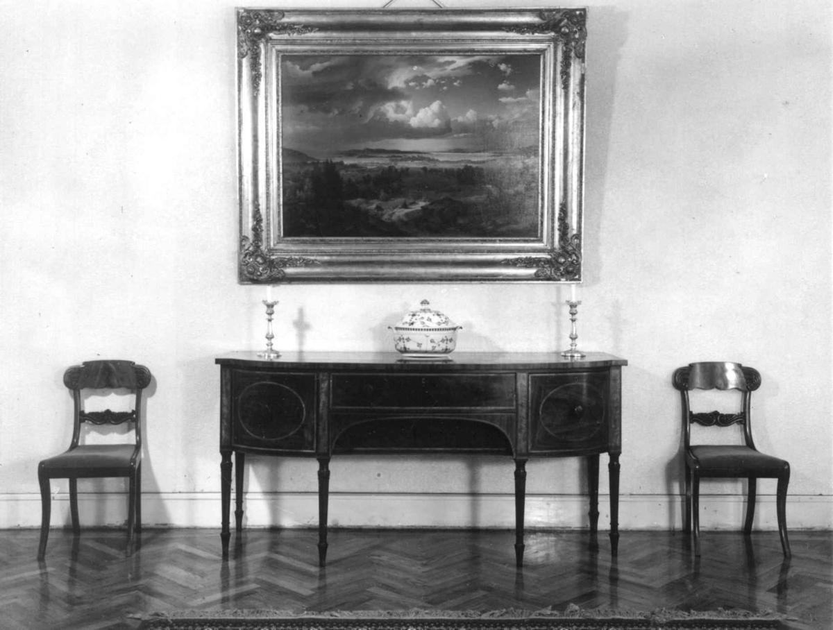 Louis Xvi Stoel : Stol louis xvi & empire norsk folkemuseum digitaltmuseum