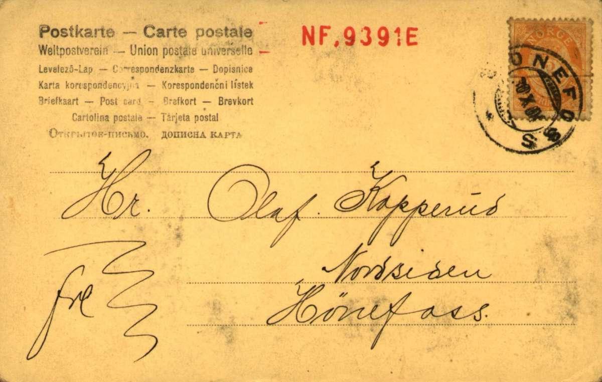 Postkort, Gratulasjonshilsen