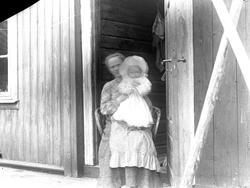 Holoa seter, Hadeland, Jevnaker, Oppland, 1903. Margrethe Q.