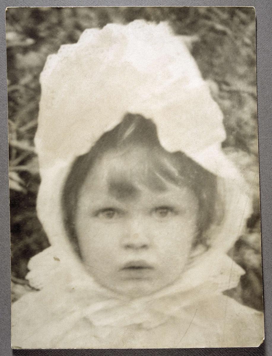 Anne-Marie Strindberg, dotter till August Strindberg och Harriet Bosse.