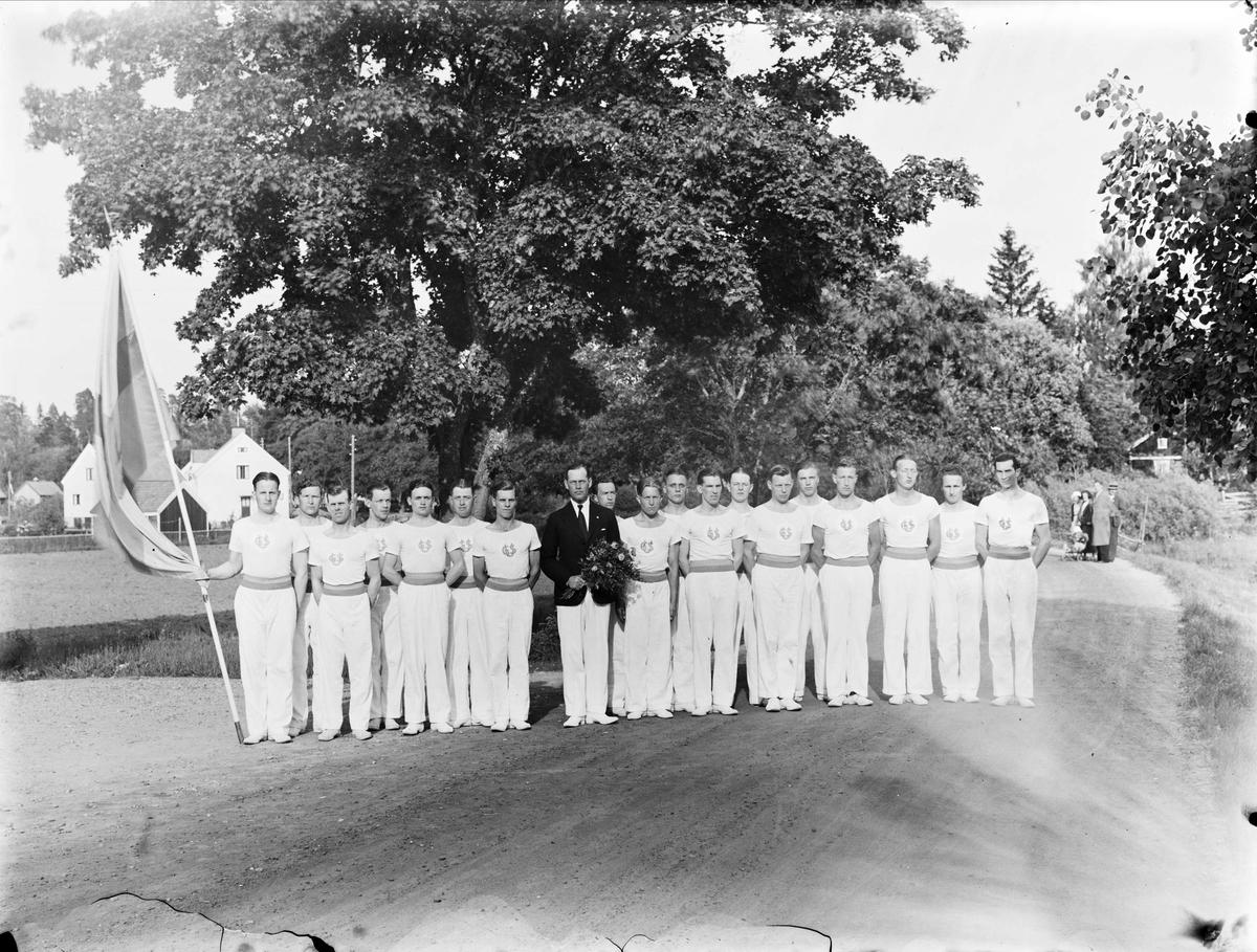 Uppsala Gymnastiksällskap, Uppsala 1934