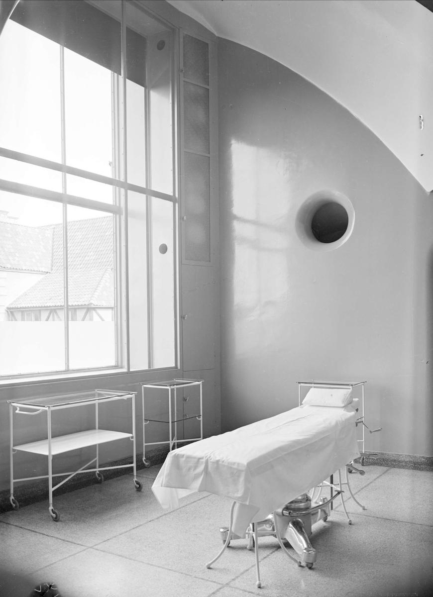 Operationssal på Samariterhemmet, Uppsala 1942