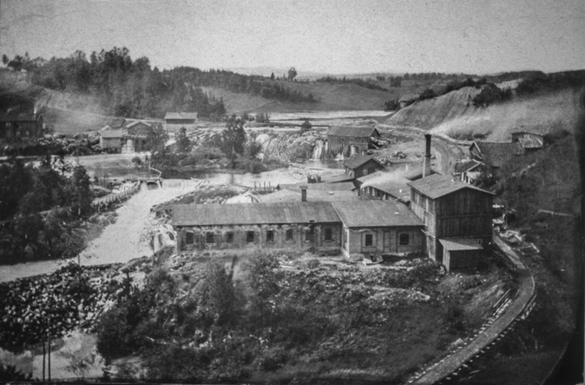 Bøhnsdalen. Trolig før 1890.
