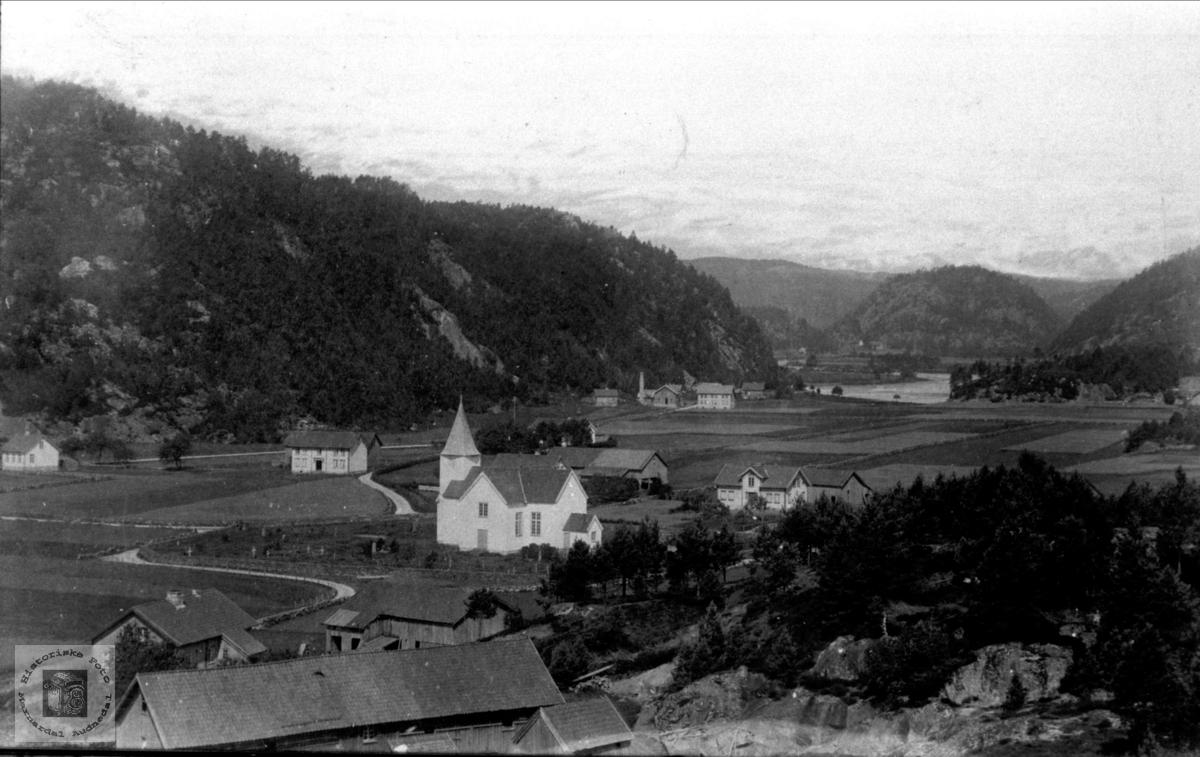 Øyslebøgarden, Øyslebø.