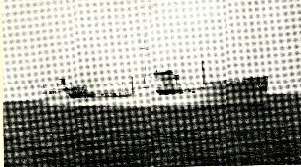 M/T 'Beduin' (b.1936, A/B Götaverken, Göteborg).