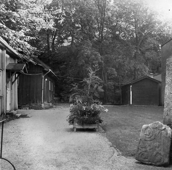Bakgården Uddevalla museum