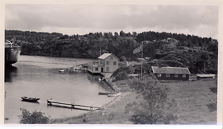 1944 Slussens Pensionat.