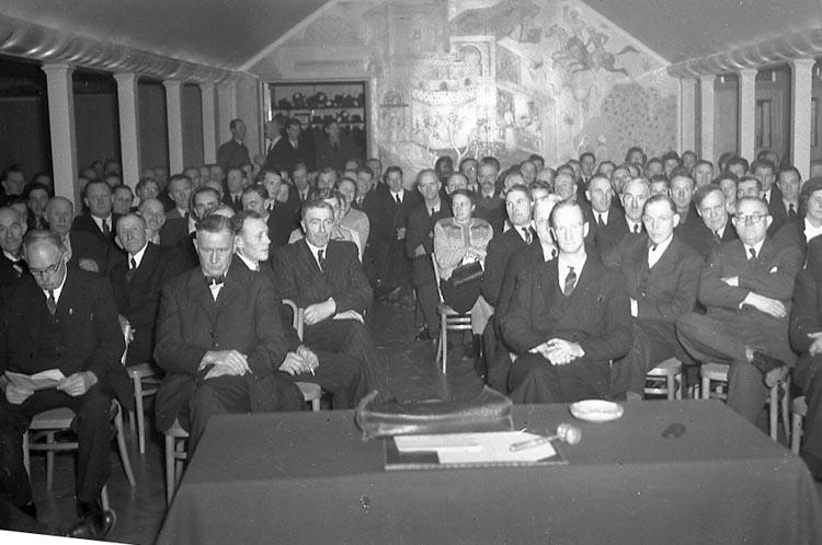 """Enligt notering: """"Bramstorp å Gästis 17/12 1947""""."""