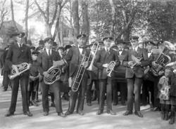Hornmusik i Paradisparken, Marstrand