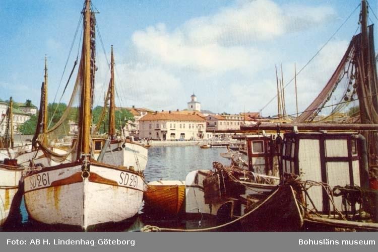 SD 26  WILMO i Södra hamnen, Strömstad