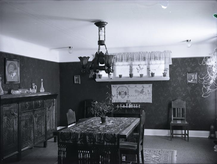 """""""1928. 6. Tjänstemansbostad, Österberg."""""""