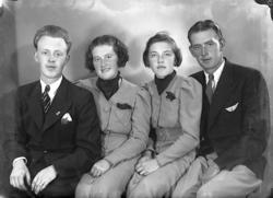 """Enligt fotografens journal nr 6 1930-1943: """"Alfredsson, Elsa"""