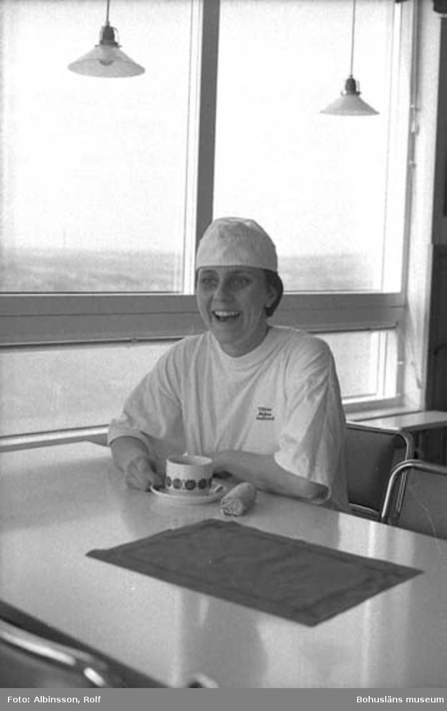 """Enligt fotografens noteringar: """"Helena Hugosson."""" Fototid: 1996-03-14."""
