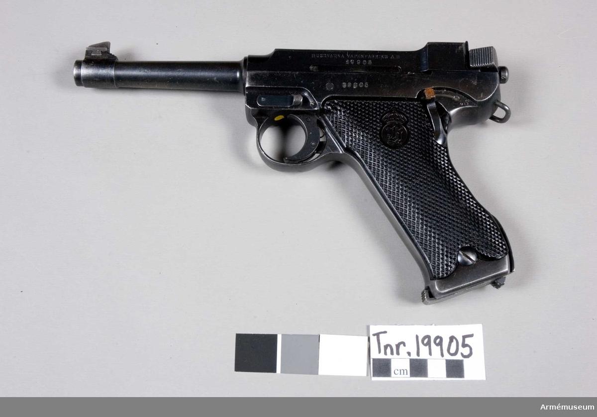 Pistol m/1940