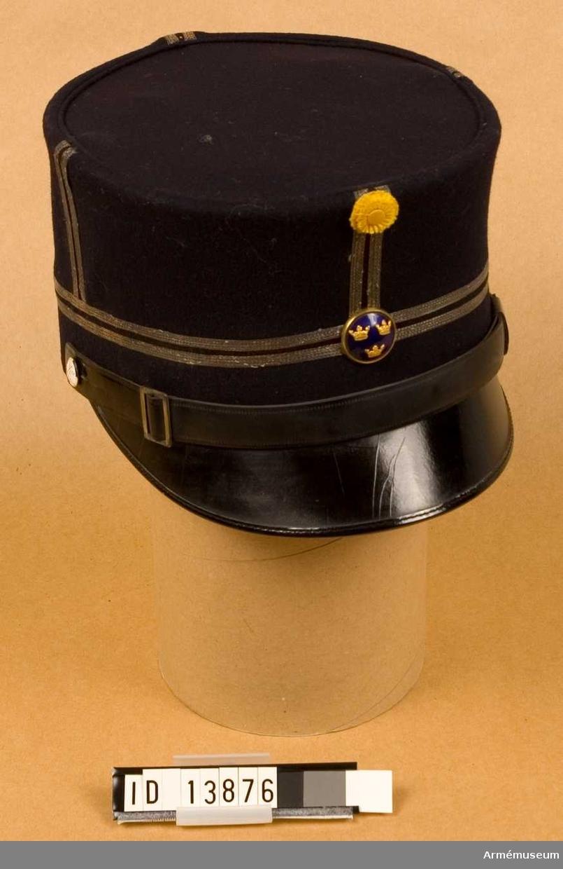 Grupp C I.  Med foder för officer vid Älvsborgs regemente.