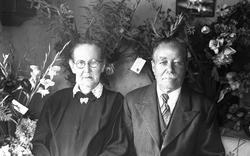 Tekla och Klas Otto Gustafsson 1944