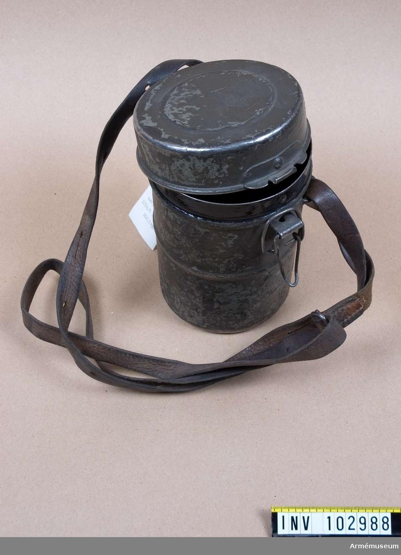 Fodral till gasmask m/1923