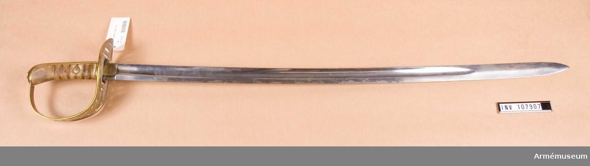 Sabel m/1867