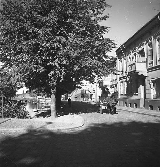 """Tidigare notering: """"Strömstad."""""""