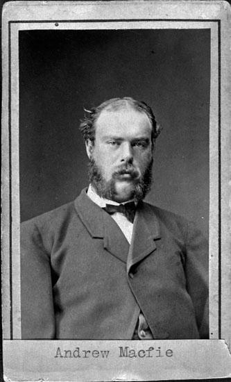 Andrew Macfie (1846 - 1924)