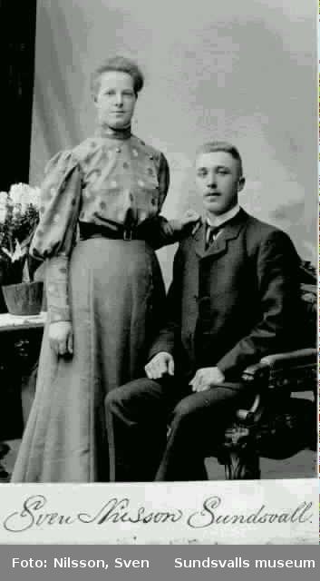 Emil och Josefina Andersson