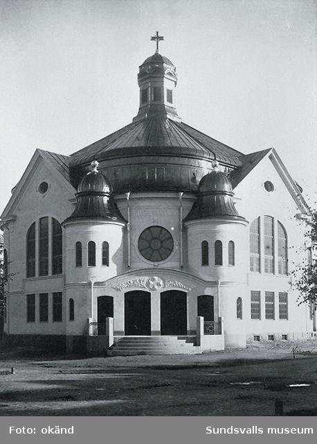 Betlehemskyrkan, Köpmangatan 17.