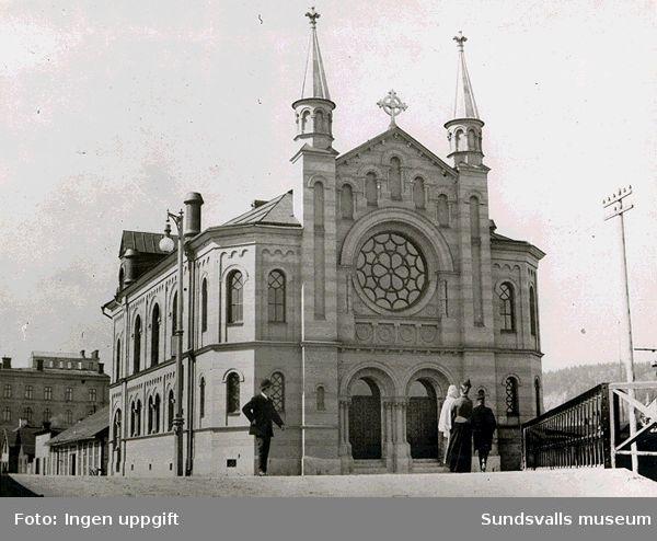 Lutherska kapellet, även Sjömanskyrkan.