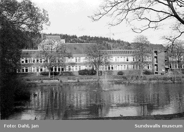 Kulturmiljöinventering.Rättscentrum vid Bünsowska tjärnen.