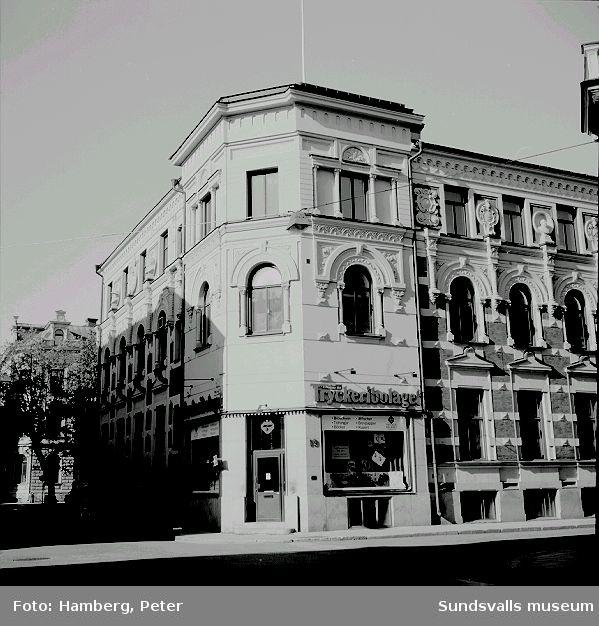 Tryckeribolagets hus, Rådhusgatan 19.