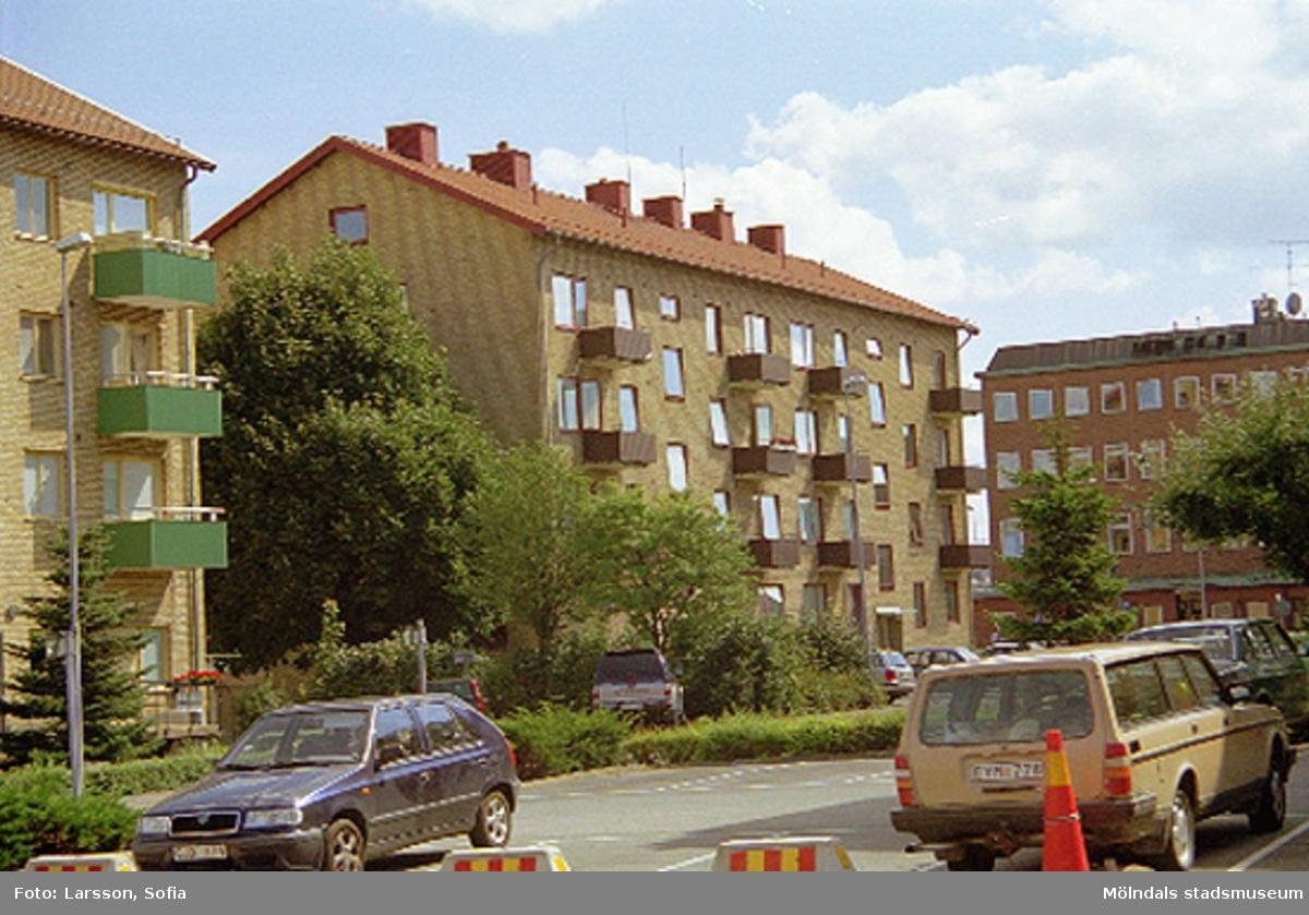Kv. Braxen 3 och 4. Yttrande ang. takkupor 2002.