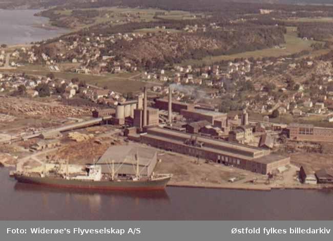 fabrikk, Greaker cellulosefabrikk A/S,