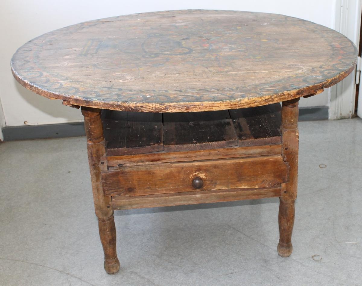 Bord/stol - Telemark Museum / DigitaltMuseum