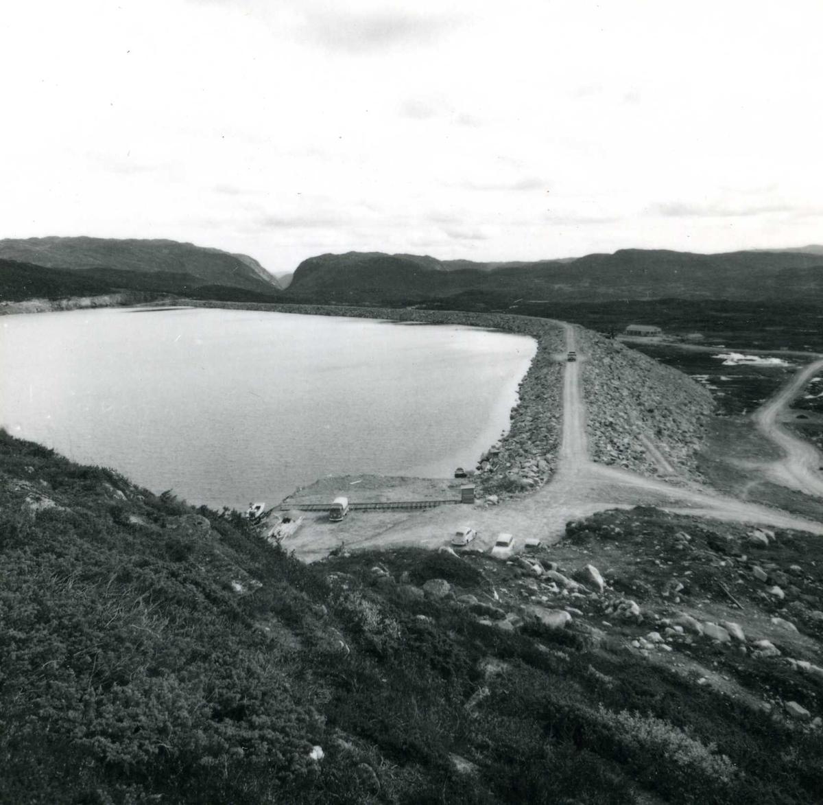 Annlegg, Songa. 128,30.08.67,dam