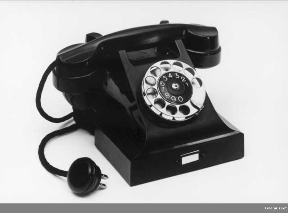 Elektrisk Bureau Bordtelefon