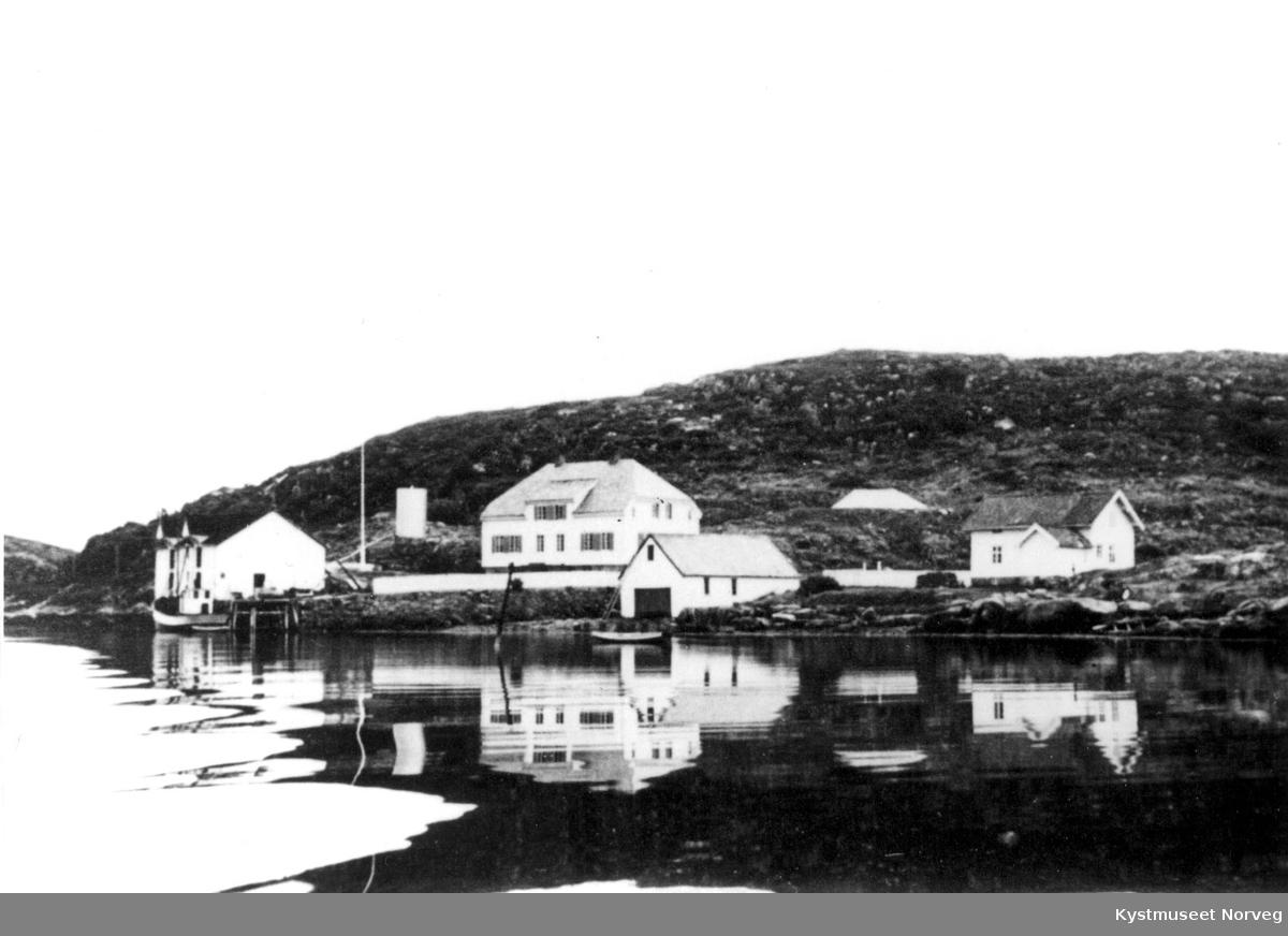 Vikna kommune, Handelsstedet Karstenøy