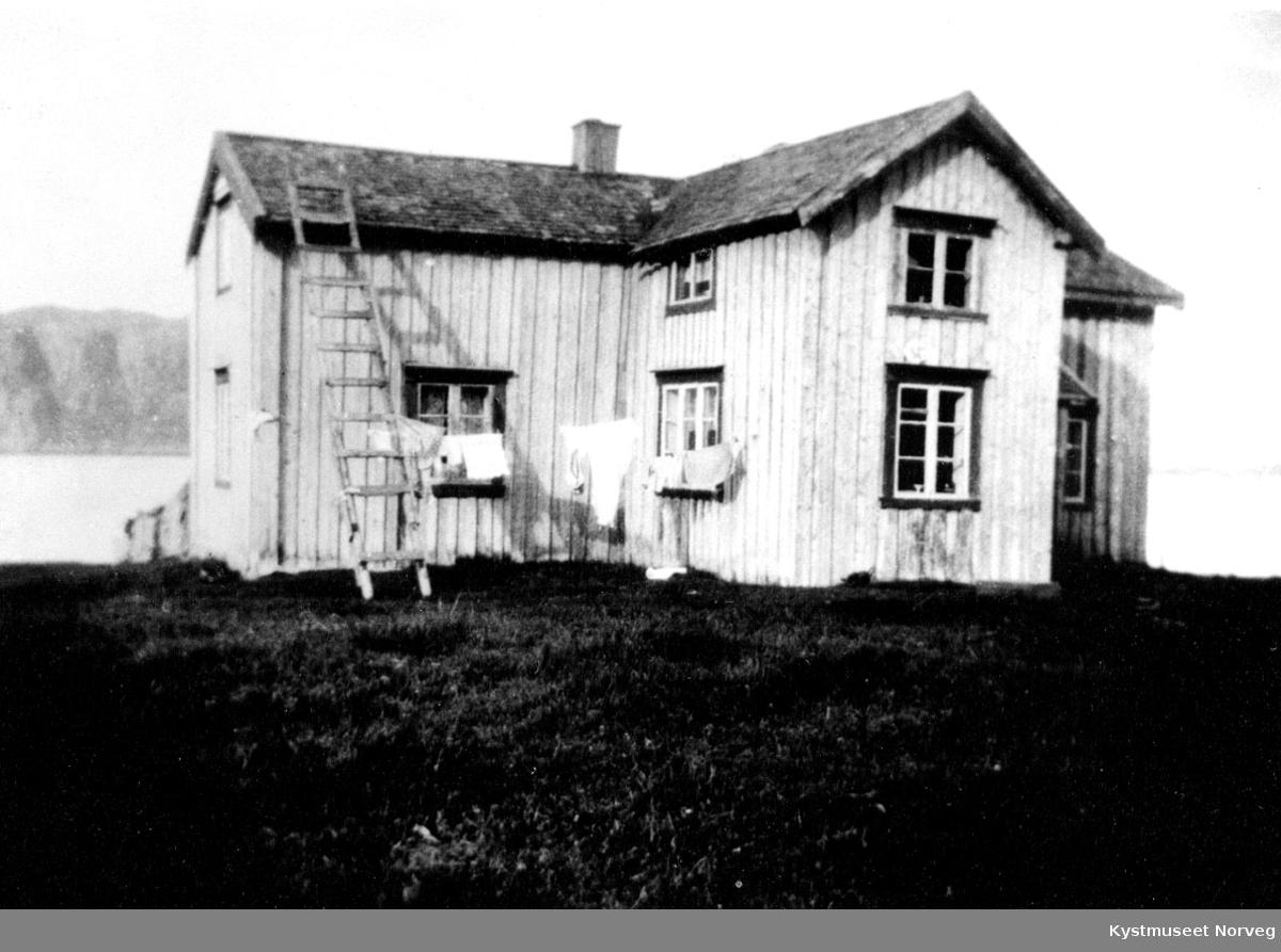 Flatanger - Huset på Sandmohavn